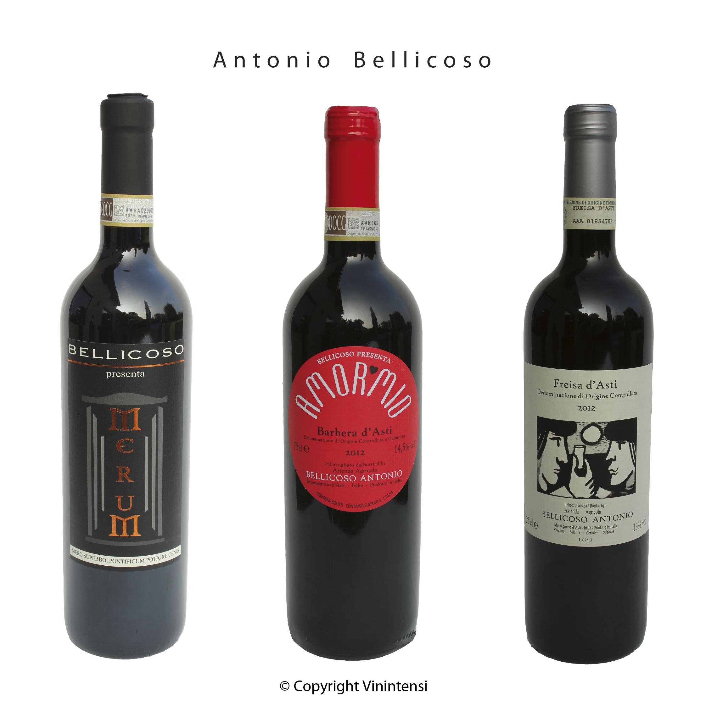 Produits Antonio Bellicoso
