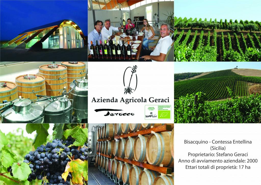 Poster Azienda Agricola Geraci.indd